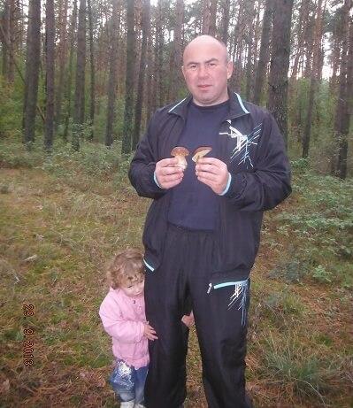 На грибах с дочкой