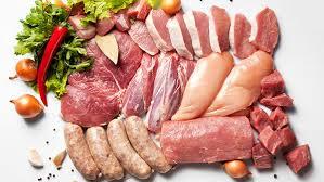 мясо и рак