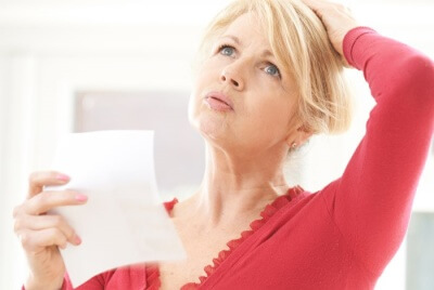 Уменьшение симптомов менопаузы