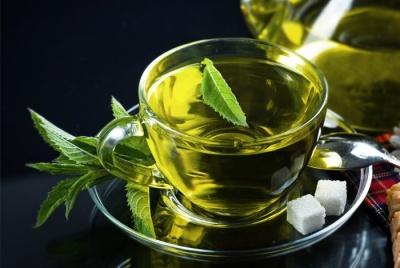 Пейте зеленый чай