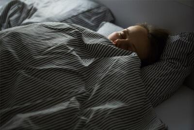 Сон в прохладном воздухе