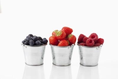 Коктейль «Берри» сочетание витаминов и белка