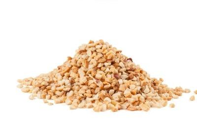 Жареная Брокколи с арахисом