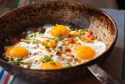 Ешьте яйца на завтрак