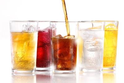 Сладкие напитки и продукты