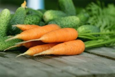 Ешьте больше фруктов и овощей