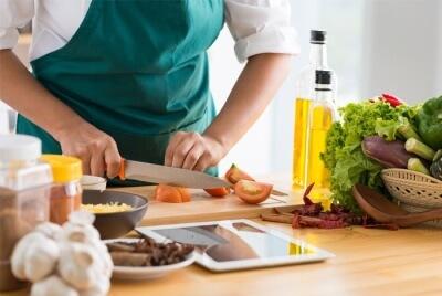 Делайте ваши блюда с нуля
