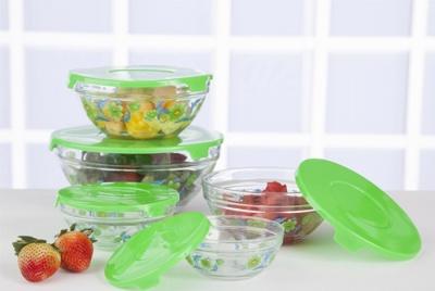 Материал посуды для хранения пищи